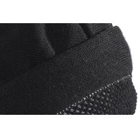 Aclima WarmWool Jib - Accesorios para la cabeza - negro
